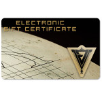 J Devil Electronic Gift Certificate