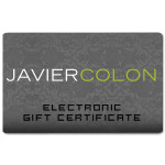 Javier Colon Electronic Gift Certificate