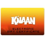K'Naan Electronic Gift Certificate