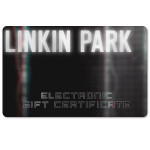 Linkin Park Electronic Gift Certificate