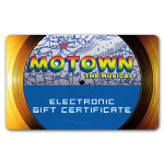 Motown The Musical Electronic Gift Certificate