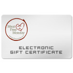 Meat Free Monday Electronic Gift Certificate