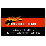 Rock & Roll Hall of Fame Concerts - Electronic Gift Certificate