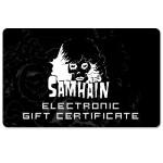 Samhain Electronic Gift Certificate