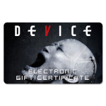 Device Electronic Gift Certificate