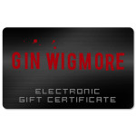 Gin Wigmore Electronic Gift Certificate