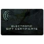 Crossfaith Electronic Gift Certificate