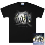 KoRn The Path Of Totality CD/T-Shirt Bundle