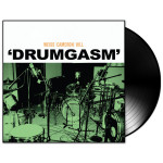 Pre-Order - Weiss / Cameron / Hill - Drumgasm Vinyl