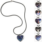 New Kids On The Block Coming Home Boyfriend Necklace Bundle