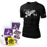 Queen: Live At The Rainbow '74 (Super Deluxe Box Set) + T-Shirt Bundle