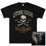 Stone Sour House of Gold & Bones Part 2 Silver Bundle