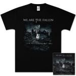 Tear The World Down CD / T-Shirt Bundle