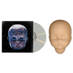 Black Dots of Death S.A.T.A.N. Series Baby Doll Head and CD
