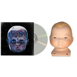 Black Dots of Death Ever Since We Were Children Series Baby Doll Head and CD