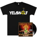 Yelawolf Radioactive Vinyl LP/T-Shirt Bundle
