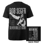 Bob Seger Photo Tour Shirt