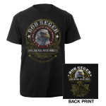 Bob Seger Rock and Roll Never Forgets Eagle Tour Shirt