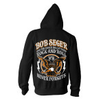 Rock and Roll Never Forgets Zip Hoody