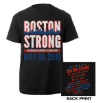 Boston Strong Event Tee