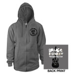 New - 2012 Wrecking Ball Tour Zip-Up Hoodie