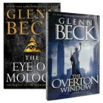 The Eye of Moloch + The Overton Window Autographed Book Bundle
