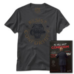 We Will Not Conform DVD and Resist Conformity T Bundle