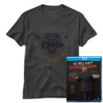 We Will Not Conform Blu Ray and Resist Conformity T Bundle