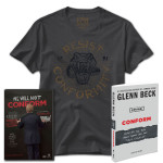 We Will Not Conform DVD, Book & T Bundle