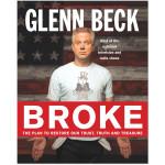 Glenn Beck - <i>Broke</i> Hardcover Book