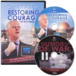 Glenn Beck Restoring Courage DVD Set