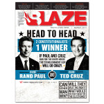 The Blaze, March 2014 (Vol. 4, Issue 2)