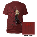 Carrie Underwood Photo Tour Tee