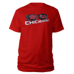 Chickenfoot 3D Glasses Tee