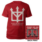 Chickenfoot 2012 Tour Tee