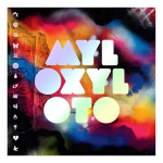 2012 North American Mylo Xyloto Tour Program