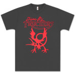 Drive-By Truckers Charcoal/Red Cooley Bird T-Shirt