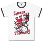 Dimmer Twins Ringer Tee