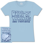DBT Ladies Fall Tour Tee Blue