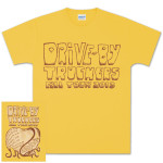 DBT Men's Fall Tour Tee Honey