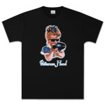 Patterson Hood Record Eater Black Tee