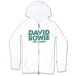 Women's White Let's Dance Hoodie