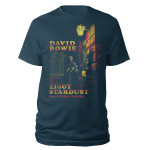 David Bowie 40th Anniversary Ziggy Stardust T-Shirt
