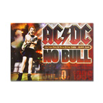AC/DC Angus On Stage No Bull Poster