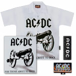 AC/DC For Those About To Rock Short Sleeve