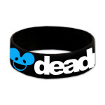 deadmau5 Black Wristband