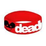 deadmau5 Red Wristband
