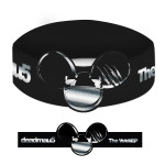deadmau5 The Veldt Black Wristband
