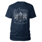 New - Def Leppard Rock Of Ages Tee