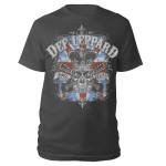 Def Leppard 2013 Las Vegas Event Tee